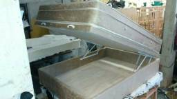 Título do anúncio: Cama completa alta durabilidade direto do fabricante