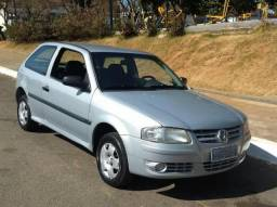VW Gol G4 Prata - 2010/2011 - Simples