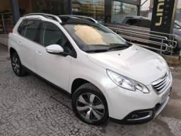 Peugeot 2008 - 2016 1.6 16v flex griffe 4p automático - 2016