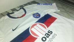 Camisa Bahia 2012 - M