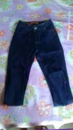 Calça cintura alta venda ou troca