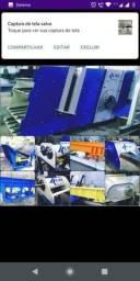 Alimentadores vibratório/ equipamentos para mineração/areia /brita/britador