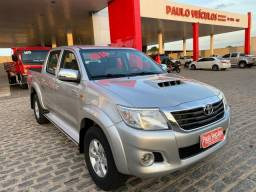 Toyota hilux cd ano/2014 manual - 2014