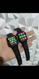 Relógio Smartwatch Inteligente Iwo W26 Com Película