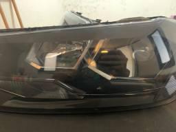 Faróis VW Polo/Virtus (com projetor e xênon
