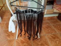 Tela de cabelo natural