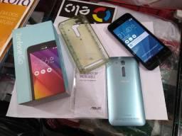 Smartphone Asus X014d Zenfone Go Funcionando