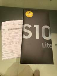 Samsung s10 Lite - lacrado com nota e garantia