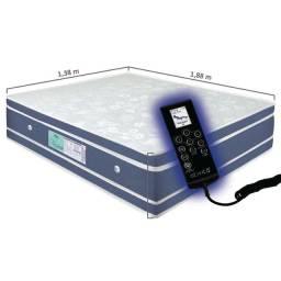 Colchão magnetico ortopédico massageador Queima de estoque de R$2,899 por R$2,399