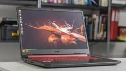 "Notebook Gamer Acer i5 16gb 512ssd 1TB gtx1650 4gb Tela 15"" Full HD"