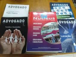 Doa-se livros e revistas