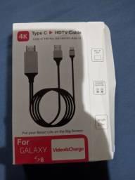 Cabo HDMI tipo C