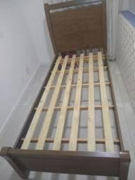 Cama de solteiro + colchão D33
