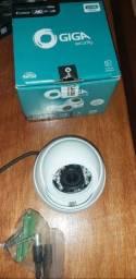 Câmeras de segurança Giga nova