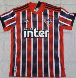 Camisa Do São Paulo temp 2019 Modelo I Original Importada Entrego