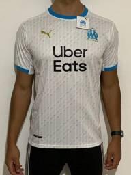 Camisa Uniforme Marselha 2020/2021