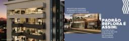 ( P ) Apartamento na planta com suite em andar alto