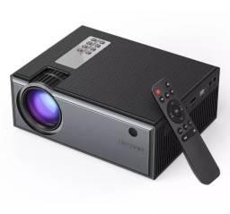 Projetor Blitzwolf Bw-vp1 2800 Lumens 720p Nativo Suporta 1080p