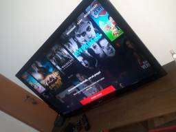 "TV ""47"" Polegadas LG Full HD + TV BOX(Vira Smart)"