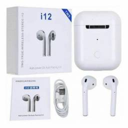 Fone bluetooth I12 TOP