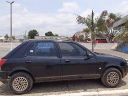 Vendo carro Ford Fiesta ano 2003 4 portas