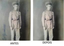 Restauração de Fotos Antigas