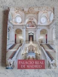 """Livro """"Palácio Real de Madrid"""" em espanhol"""