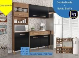 Cozinha Brasilia Completa