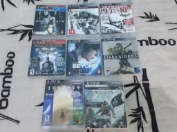 Jogos Físicos Originais PS3