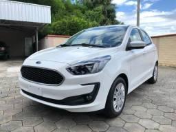 Ford Ka Hatch 1.0 Flex Branco 2019 (Na Garantia ainda)