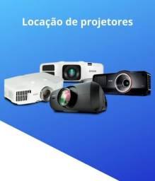 Projetor e telão para palestras e festas infantis R$100