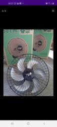 Ventilador de parede Tufão Loren Sid 50cm, Novo/Garantia