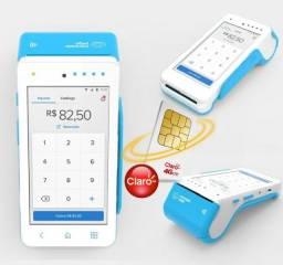 Maquinas Smarth Chip 4G Não Trava Com Wifi Bobinas