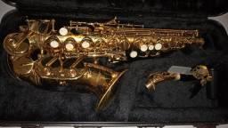 Saxofone sopranino scavone