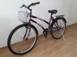 Bicicleta  feminina  Melissa aro 26