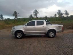 Hilux 2010 2.5 4X4 turbo diesel, Extra!
