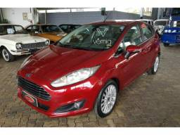 Ford Fiesta Titanium Hatch 1.6 Auto Flex