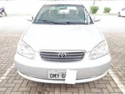 Toyota corolla 2006 1.6 xli 16v gasolina 4p automÁtico