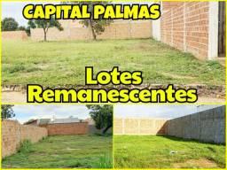 Lotes parcelados em Palmas lado Teotônio