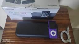 iPod 8 gigas com caixa mamorex.