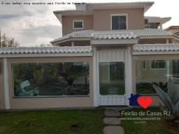 Casa Duplex/Usada para Venda em Cabo Frio, Long Beach (Tamoios), 4 dormitórios, 3 suítes,
