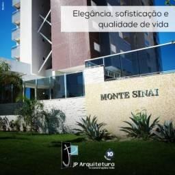 Apartamento 3/4 sendo 1 suíte, na 706 Sul, Residencial Monte Sinai