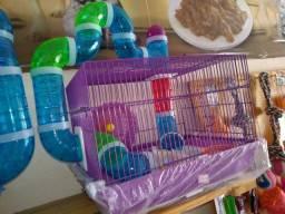 Gaiola para Hamster Labirinto ( NOVA )