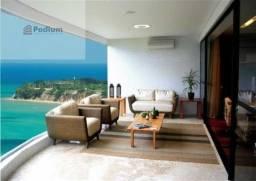 Apartamento à venda com 4 dormitórios em Altiplano cabo branco, João pessoa cod:15196