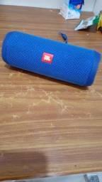 Jbl flip 4 azul original troco por charge 3 ou 4 original com bateria boa