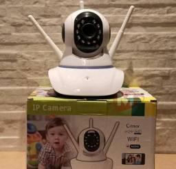 Câmera IP compatível com Android e IOS
