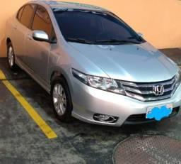 Honda city LX 2013 flex 1.5 flex automático