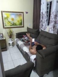 Sofá retrátil muito bom confortável