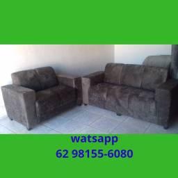 Sofá sofá novo em Goiânia, sofá sofá sofá sofá