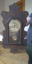 Relógio Antigo de parede | Carrilhão a cordas